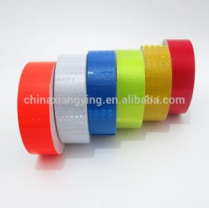 High Visibility Truck Warning Tapes Vehicle PVC Adhesive Reflective Tape pictures & photos