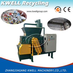 Big Plastic Block and Lump Single Shaft Shredder with Crusher pictures & photos
