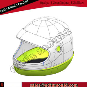 Motorcycle Helmet Injection Mould pictures & photos