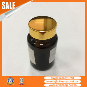 Health Care Anodized Aluminum Plastic Screw Cap in China pictures & photos