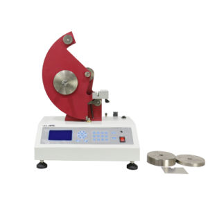 Digital Elmendorf Tearing Strength Tester with 128n Test Range (GT-C11A)