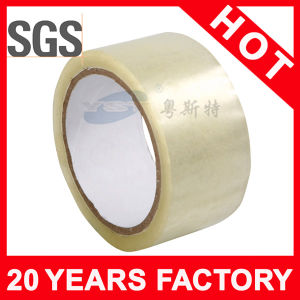 Adhesive Clear Carton Sealing Tape for Packing (YST-BT-003) pictures & photos