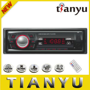 Fixed Panel Car FM Radio with LED Screen 6249 pictures & photos