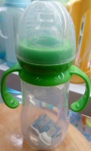 Hableangel Baby Silicone Feeding Bottle Hanp-407