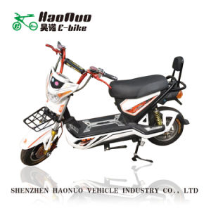 2016 Hero Popular 800W Electric Adult Electric Motorcycle pictures & photos