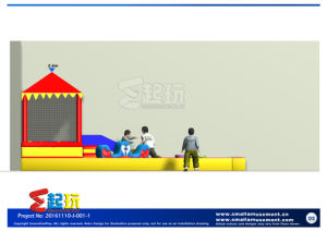Mini Toddler Area for Indoor Playground pictures & photos