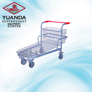 Good Sale Flat Trolley with High Quality pictures & photos