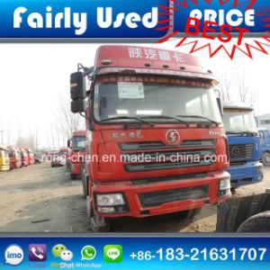 Used 380HP Shacman Truck Head of Shacman Tractor Head