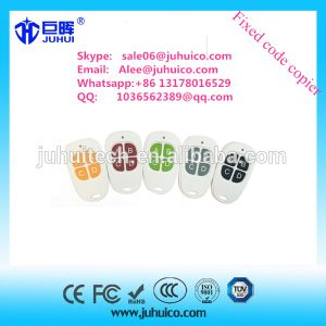 Hcs301/Hcs300 Rolling Code 433MHz /315MHz Remote Control for Car Alarm and Garage Door pictures & photos