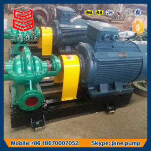 Large Flow Deep Well Dewatering Pit Pump pictures & photos