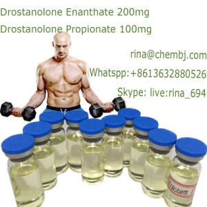 Injectable Liquid Drostanolone Propionate Masteron 100mg/Ml Dosage Muscle Building pictures & photos