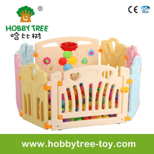 2017 Colorful Baby Kids Play Game Fence (HBS17066A)