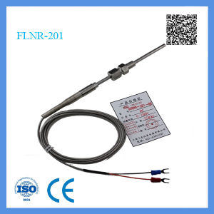 Shanghai Feilong PT100/PT1000 Temperature Sensor Probe with Movable Thread pictures & photos