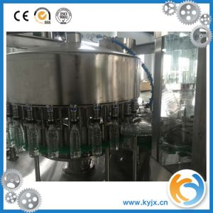 Automatic 3 in 1 Non-Carbonated Water Filling Machine pictures & photos