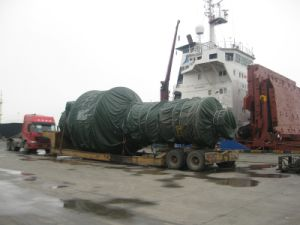 Oversize Cargo Shipping From China to Danmark