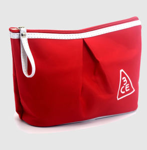 High Capacity Portable Pouch Makeup Bag Travel Nylon Cosmetic Bag pictures & photos