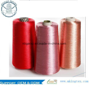 120d/30f Viscose Rayon Filament Yarn Bright Raw White Top Quality in China pictures & photos