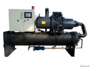 285000BTU/H Mould Cooling Water Cooled Chiller in Extruder Lines pictures & photos