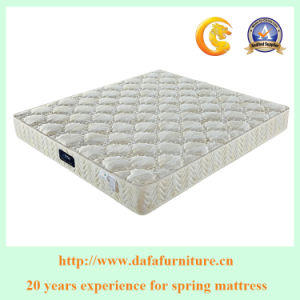 5 Star Hotel Standard Bonnell Spring Mattress with Foam Mattress for Home Furniture Dfm-24 pictures & photos