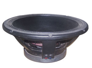 5 Inch Vc High Power Subwoofer Professional Component Speaker Unit pictures & photos