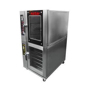 Hot Air Electric Convection Oven with Proofer Food Baking Machine Convection Oven pictures & photos