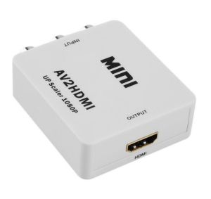 RCA to HDMI Converter up to 1080P pictures & photos