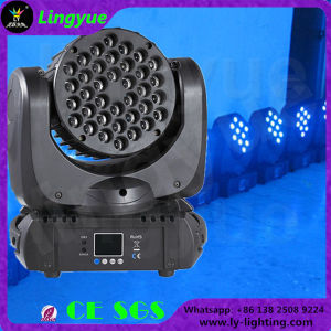 LED Stage Lighting 36PCS 3W Beam Moving Head pictures & photos