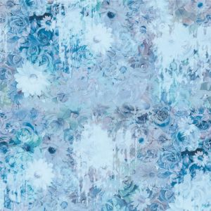 Custom Digital Printed Silk Chiffon Fabric (XF-0092) pictures & photos