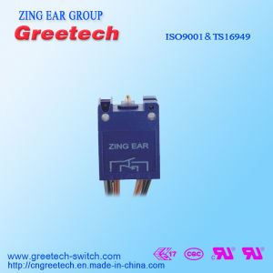 0.5A Limit Micro Switch with Straight Lever pictures & photos