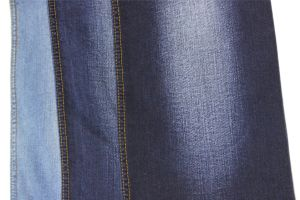 Good Handfeel Cotton Rayon Polyester Spandex Denim pictures & photos