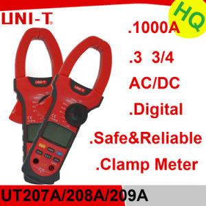 Ut209 Power Clamp Meter Handheld Digital Clamp Multimeter pictures & photos