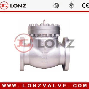 Cast Steel Check Valve (H41H) pictures & photos