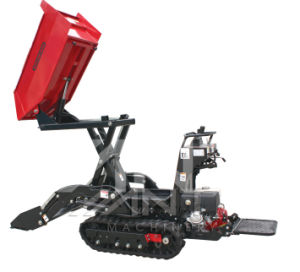 By800 Hydraulic Mini Dumper pictures & photos