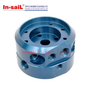 China OEM Service Precision Aluminium CNC Machining Machine Parts pictures & photos