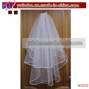 Wedding Items Wedding Bridal with Comb Wedding Gift (W1031) pictures & photos