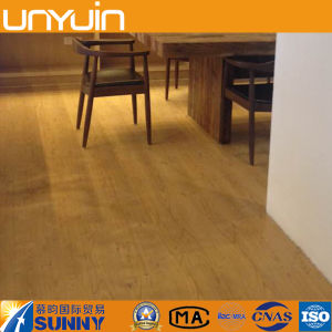 Wooden Pattern PVC Indoor Home Decoration Flooring pictures & photos