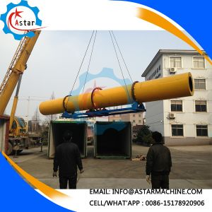 Used in Wood Pellet Line Rotary Dryer Machine pictures & photos