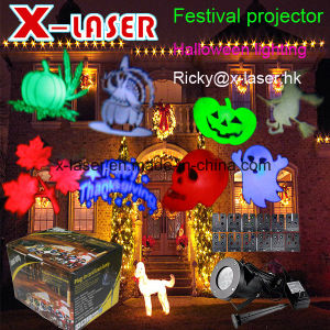 Landscape Lights Projector LED Pattern Lens for Christmas Holiday Home Decoration pictures & photos
