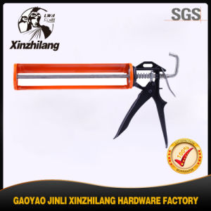 360° Rotatable Caulking Gun for Glass Cement pictures & photos
