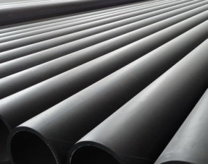 ISO4427 Standard HDPE Pipe for Water Supply Dn20-630mm pictures & photos