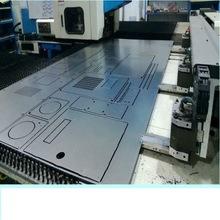 OEM China Sheet Metal Stamped Steel/Aluminium Bending/Punching Stamping Parts pictures & photos