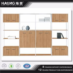New Design Wooden Office File Cabinet, Display Cabinet