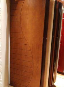 Solid Wood Composite Door pictures & photos