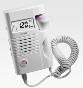 Fetal Doppler Ultrasound Machine Fetal Monitor pictures & photos