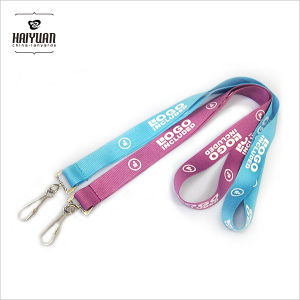 Factory Direct Polyester Cheap Custom Lanyards pictures & photos