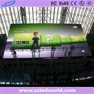 P10 7500CD/M2 Full Color Outdoor LED Video Display Screen Board pictures & photos