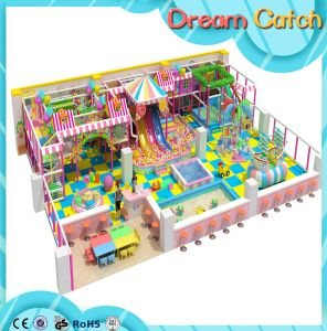 New Commercial Kids Plastic Soft Theme Indoor Playground pictures & photos