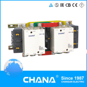 IEC and RoHS Approved Changed Over Type Contactor pictures & photos
