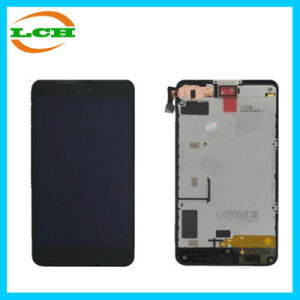 Mobile Phone LCD for Nokia Lumia630 Screen Digitizer Assembly pictures & photos
