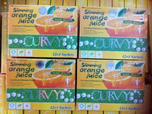 Slimming Orange Juice Weigt Loss Tea Diet Tea Slimming Product pictures & photos